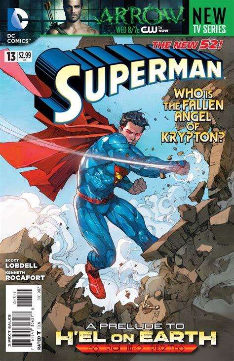 superman bench press superman vol 3 13 dc comics database