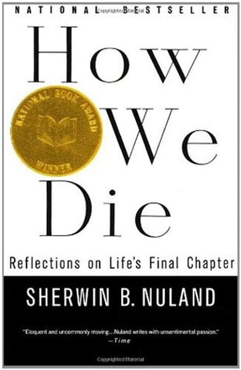 the best how to die well books how we die reflections of s chapter