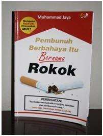 resensi buku sanur pembunuh berbahaya  bernama rokok