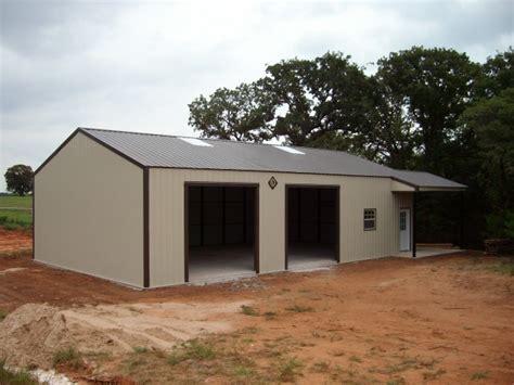 Rv Garage Doors rural 30x50