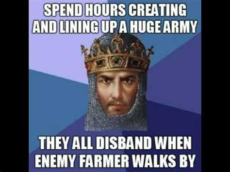Age Of Memes - annoying herb laugh age of empires ii with memes youtube