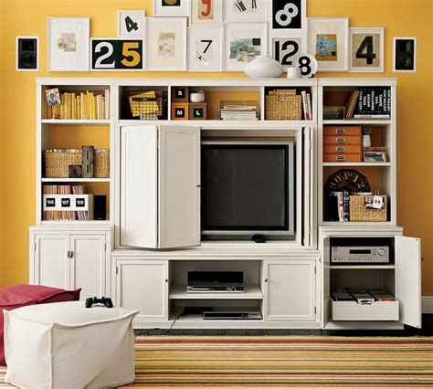 Living Room Storage Tv Solutions by Living Room Storage Ideas To Make Organized And Beautiful