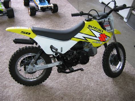 Suzuki 50 Dirt Bike 2003 Suzuki Jr50 Dirtbike 30cc Pocket Bike Fs Ft R C