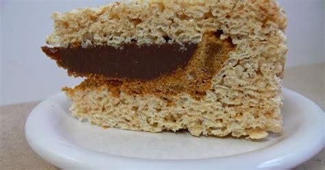 love pie love cake piecaken chocolate peanut butter pie   rice treat cake piecaken