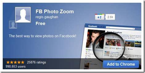 fb zoom fb photo zoom extension