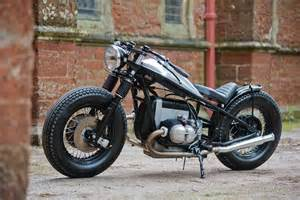 Bmw Bobber Bespoke One Bmw Cafe Racers Scrambler And Bobbers