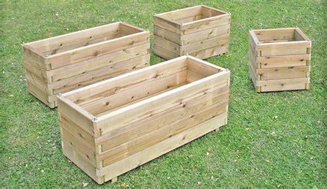 vasi in legno per piante fioriere in legno prezzi vasi quanto costano le