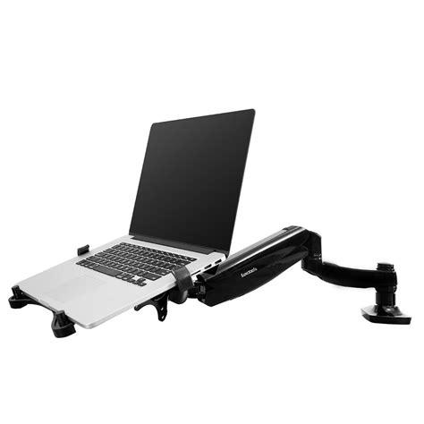 2in1 monitor laptop mount desk desktop lcd arm tablet holder stand notebook ebay