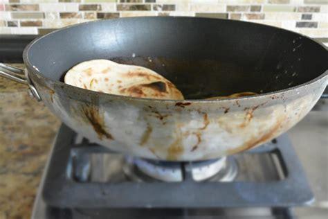 Oven Roti Mini tandoori roti without oven