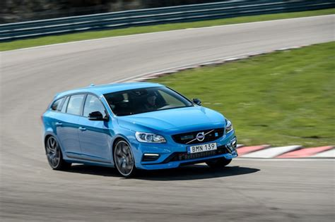 2015 volvo s60 and v60 polestar priced selling fast