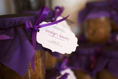 bridal shower favor ideas purple 248 best purple wedding theme images on
