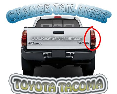 reset maintenance light toyota tacoma toyota tacoma reset maintenance light autos post