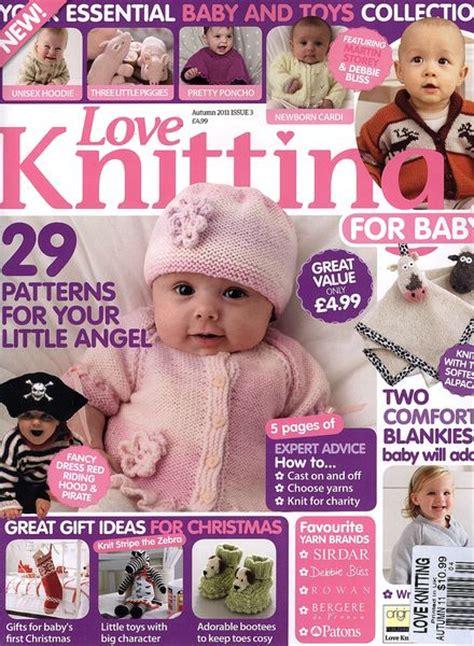 baby knitting magazine of knitting baby 2011 pdf magazine