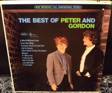 Cd And Gordon The Best Of and gordon the best of and gordon records lps vinyl and cds musicstack