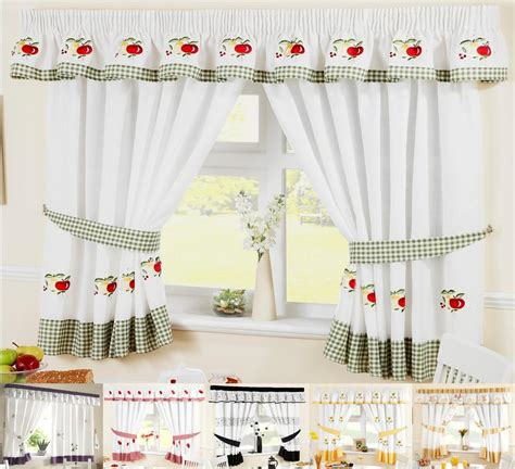 Country Style Kitchen Curtains by Country Style Curtains For Kitchens Curtain Menzilperde Net