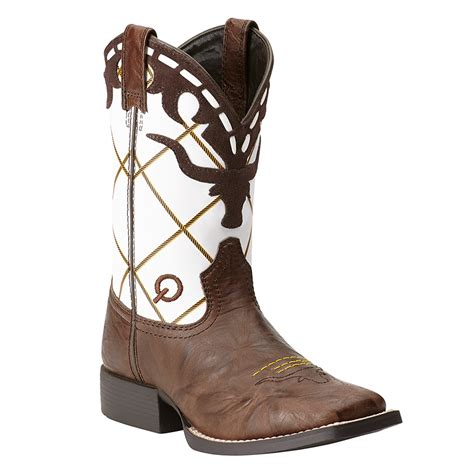 children s cowboy boots ariat kid s dakota dogger western boots boot barn