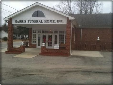 richard harris funeral home cremation service inc