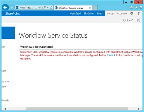 sharepoint workflow service karthik s sharepoint configuring workflow management