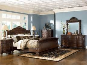 ashley furniture north shore bedroom set price north shore sleigh bedroom set sale