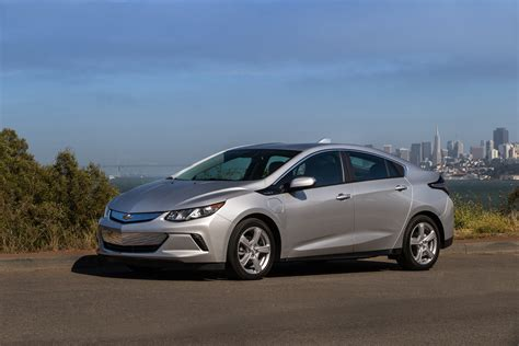 2016 Chevy Volt 2016 chevy volt wins 2nd green car of the year award