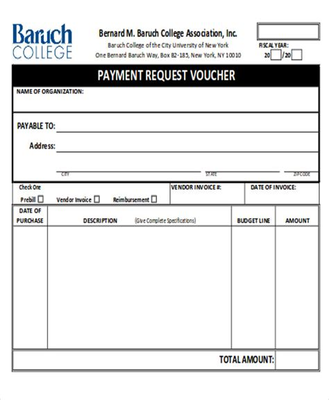 contractor payment request form sample forms project request form
