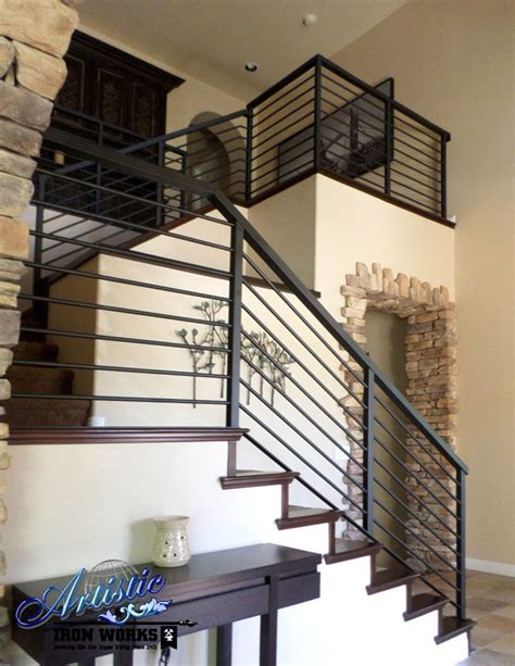 metal banister railing modern wrought iron stair railings wrought iron railings