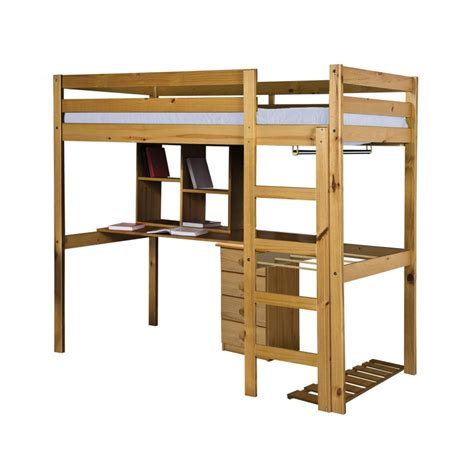 Rimini High Sleeper by Rimini Highsleeper Bed In Solid Pine Available As Set