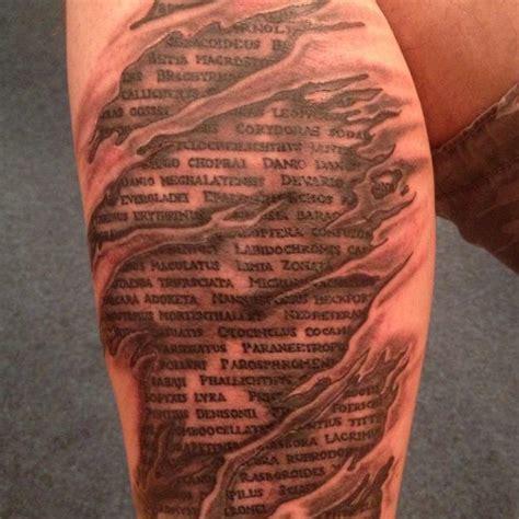 tattoo ink news torn skin with flag tattoo on upper arm 187 tattoo ideas