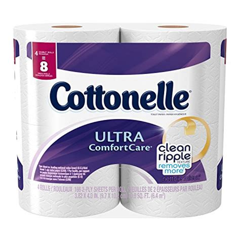 cottonelle ultra comfort care best toilet paper products