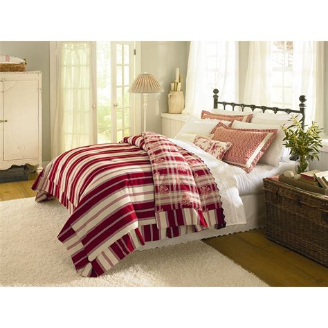 Country Living Classic Vintage Comforter Set Country Living Bedding Sets