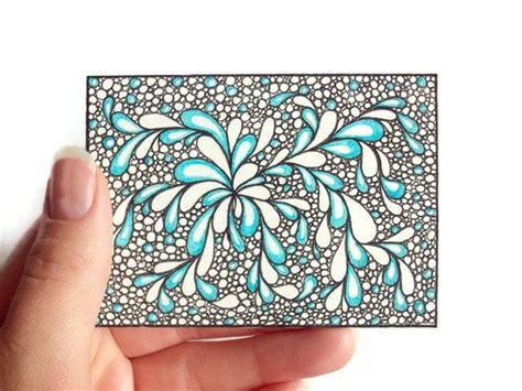 zentangle pattern water water tangle zentangle zens and doodles pinterest