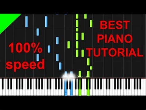 keyboard runs tutorial one republic love runs out piano tutorial youtube