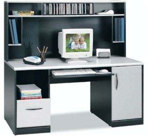o sullivan 10911 cdm black alumi cast computer workcenter