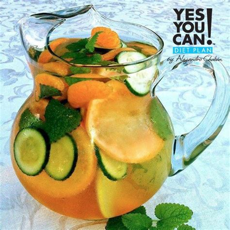 Can You Detox by 162 Best Yes You Can Diet Plan Images On