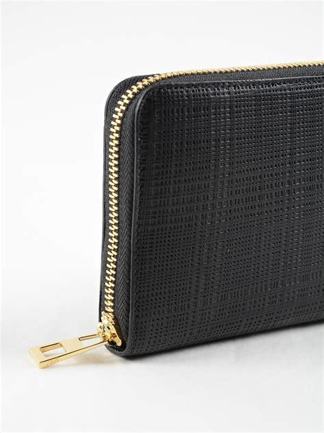Zip Wallet loewe loewe leather zip around wallet black s