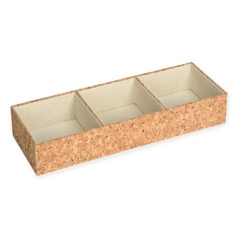 small 3 compartment buy wusthof 174 natural small in knife organizer from