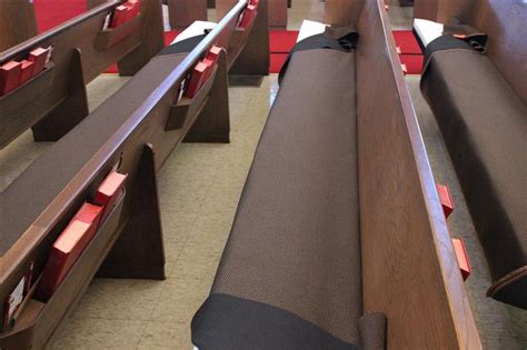 upholstery church pews waggoners inc pew cushions and pew upholstery