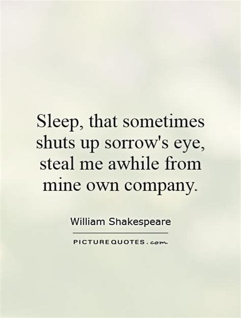shakespeare quotes on stealing quotesgram - Sleep Quotes Shakespeare