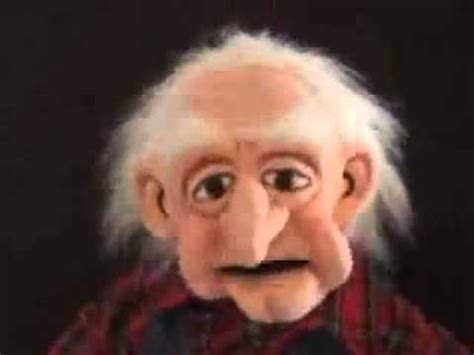 Old Man | funny video old man puppet youtube
