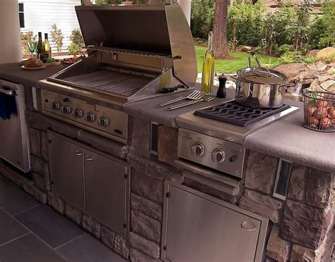 best outdoor kitchen appliances 90 best images about outdoor kitchens and bbq s on