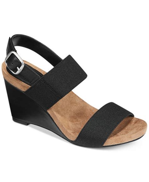 wedge sneakers macy s style co fillipi wedge sandals only at macy s sandals