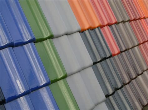 Roof Tile Paint Order