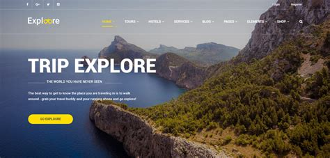Exploore V3 1 0 Tour Booking Travel Theme exploore premium responsive travel booking