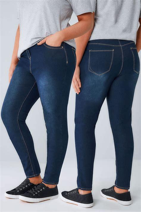 Leg 200 Medium Size Ekman Grab Sler Bottom Grab Sler blue vintage wash plus size 16 to 32