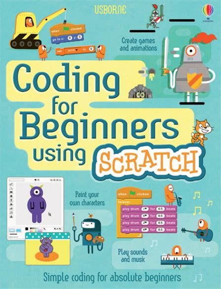 coding for beginners in easy steps books computer and coding books from usborne publishing