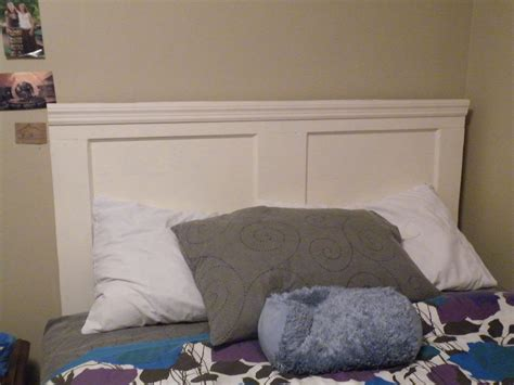 old headboard projects headboard from an old door 183 how to make a bed headboard