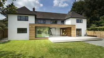 Home Design Uk Contemporary Extension Ar Design Studio Modern