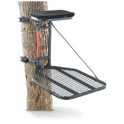 guide gear hunting hang on tree stand 158967 hang on tree stands at sportsman s guide