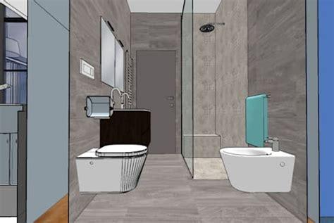 bagni con doccia a pavimento bagno con doccia filo pavimento di interno 75 homify