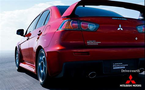 mitsubishi lancer jdm jdm mitsubishi lancer evolution x final edition revealed